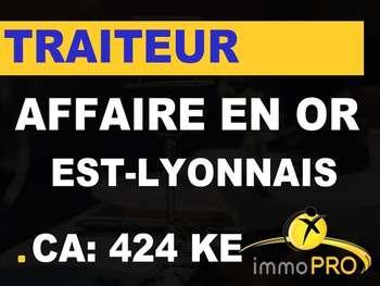 Vend très belle affaire traiteur de l'est-Lyonnais