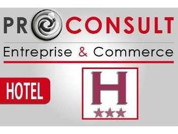 A vendre hôtel bureau murs et fonds à Arles