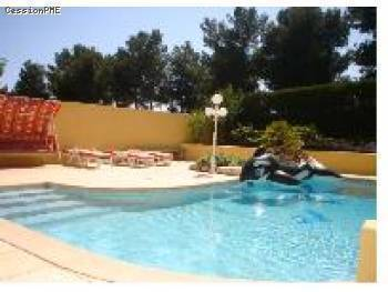 Cession société vente construction piscine