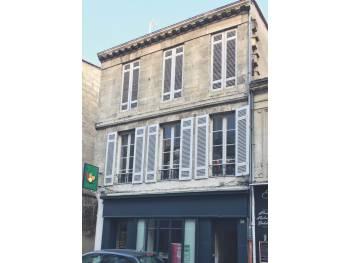 Quartier Palais Galien - Immeuble en bloc