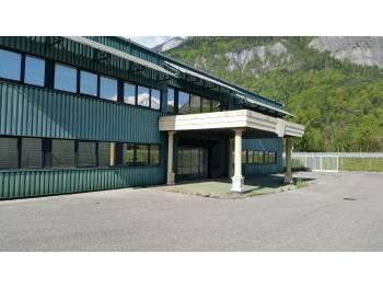 Bâtiment 540 m²