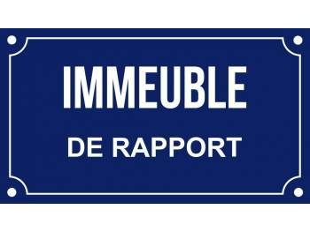 IMMOBILIER DE RAPPORT