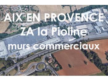 AIX EN PROVENCE - MURS COMMERCIAUX 1700 m²