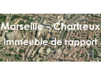 Marseille Sakakini - immeuble de rapport - 9%