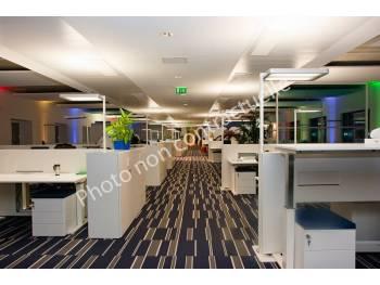 Plateaux de bureaux loués, forte rentabilité