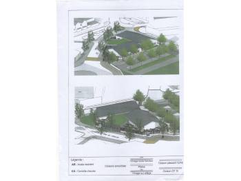 Vente local bureau 716 m² + 45 parkings à Blain