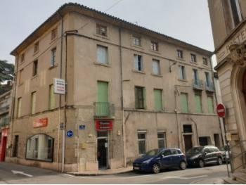 TOURNON : IMMEUBLE DE RAPPORT 24 lots - rent 7,4%