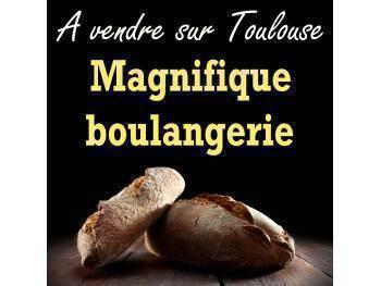 Superbe Boulangerie avec parking privé à Toulouse