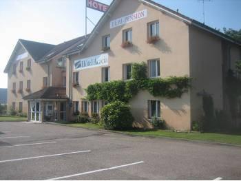 Hôtel 42 chambres rénovées à vendre proche Nancy