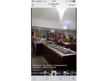 Restaurant à vendre en ZA,clefs en main