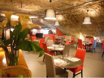 Vend Restaurant Grill Troglodyte en bord de Loire