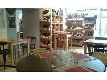restaurant cave à vins murs + fonds