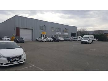 Local commercial(dépôt/bureaux) 430m2 Toulouse Sud