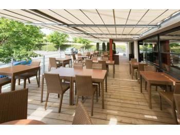Hôtel restaurant, 3*, murs & fdc, 40 chambres