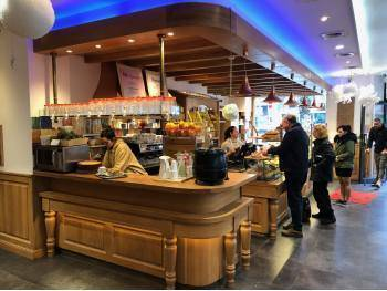 Vend boulangerie pâtisserie emplacement N°1 Cannes