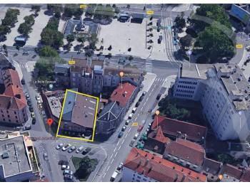 Cession droit au bail Dijon Hyper centre 215m²