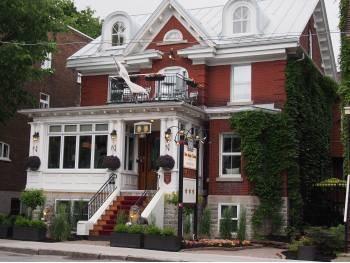 Hotel de charme à vendre Quebec Murs et Fonds