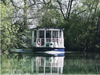 croisières fluviales, location de bateaux - Gers