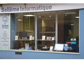 A vendre magasin informatique en centre ville