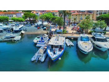 Cède centre de plongée sous-marine Golfe St Tropez