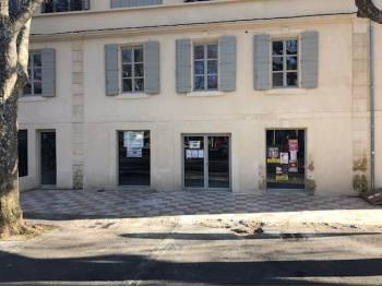 Local 120m² centre ville d'Arles emplacement N°1++