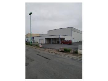 A vendre bâtiment commercial 1200m² à Albi
