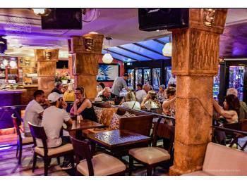 A vendre restaurant club sur le port de St Laurent