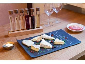 Restaurant à thème fromages+vins (Paris-Bastille)