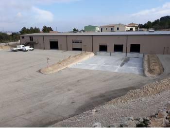 Entrepôts&bureaux en zone de Revitalisaton Rurale