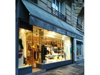 vente droit au bail jolie boutique paris 17 ternes