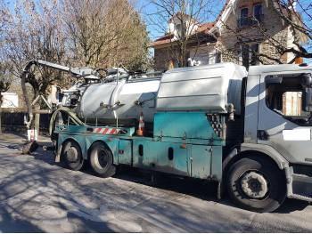 PME entretien d'assainissement pompage curage